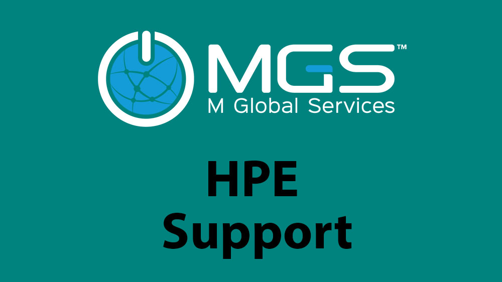 M Global - HPE Support
