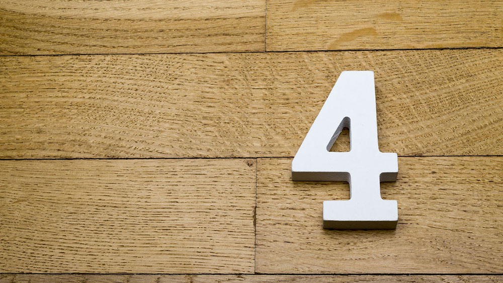 """What's Up With The """"4""""? featured image"""