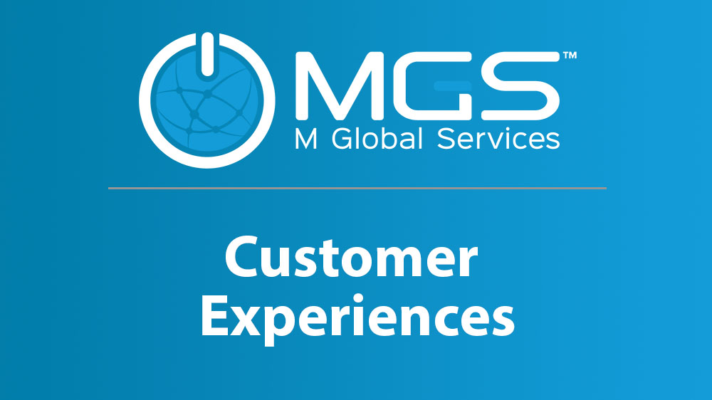 M Global Services Customer Experiences featured image